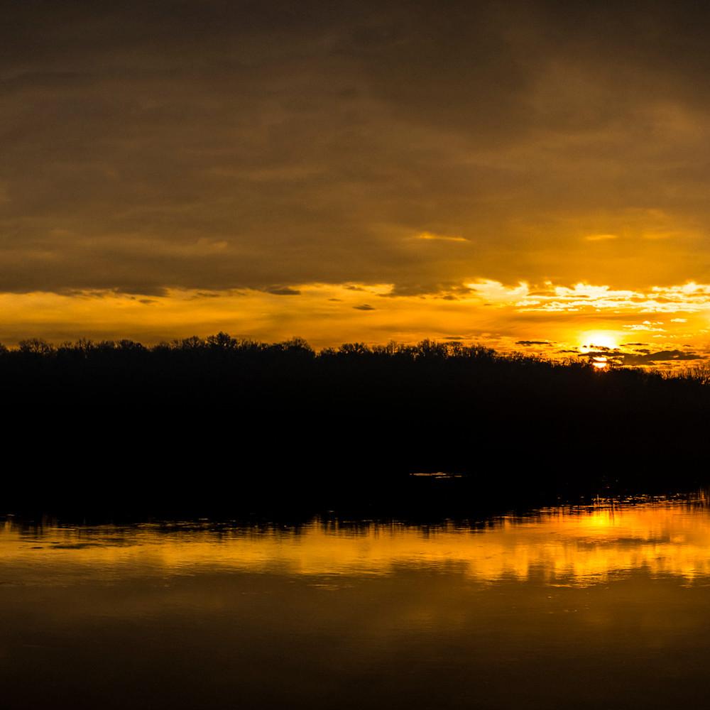 Potomac river sunrise rsk6js