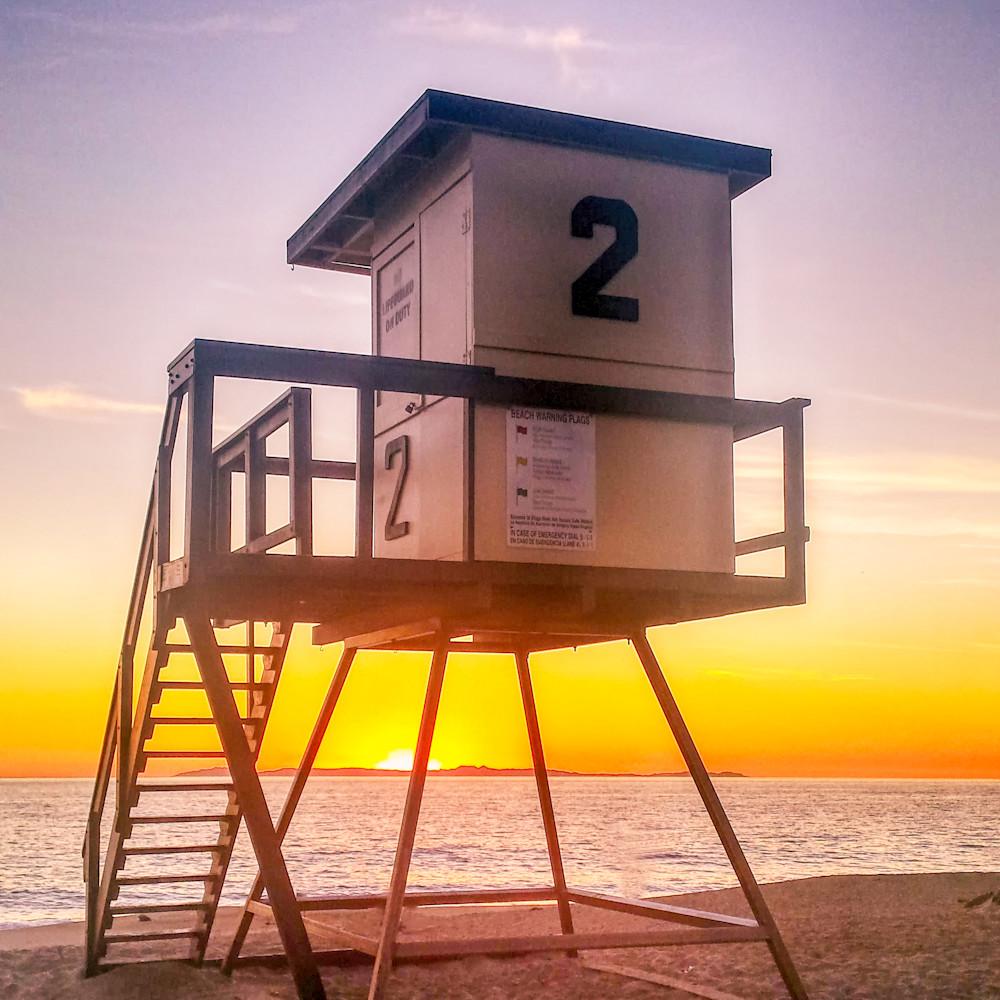 Huntington beach lifeguard 2 aejunr