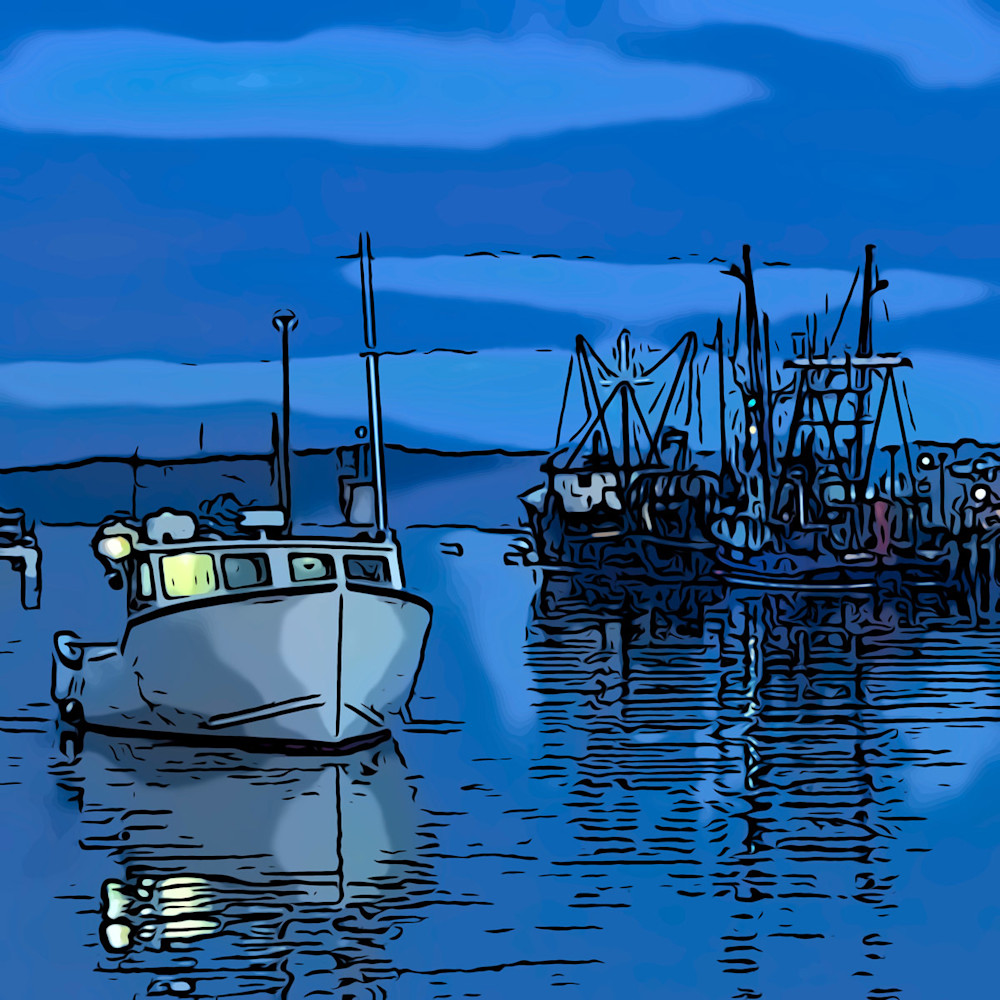 Blue dawn 18x18 tau5jm