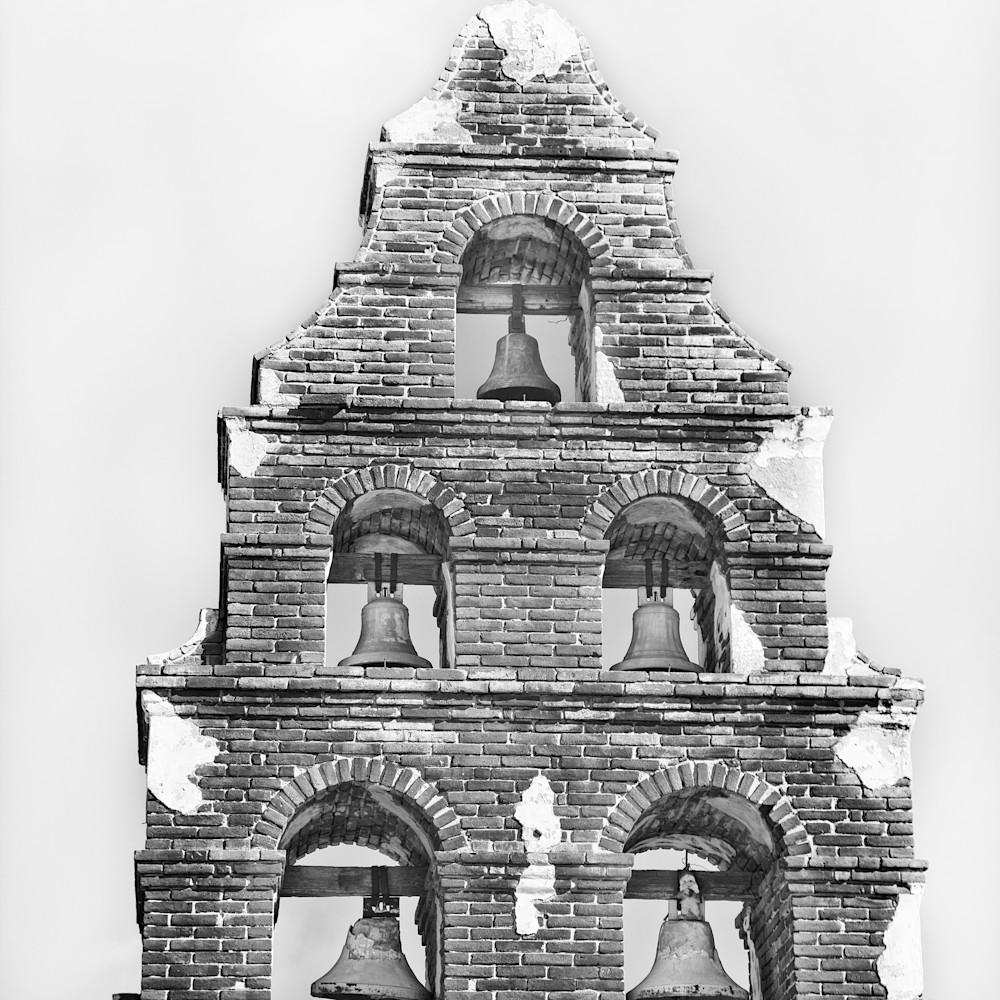 Mission san miguel archangel bell tower bu6yna