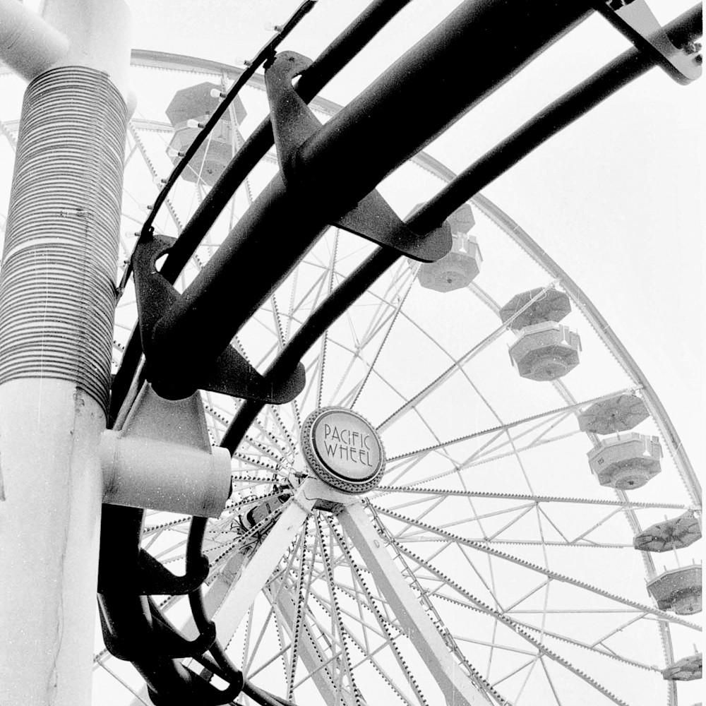 Pacific wheel silver copy gh5imn