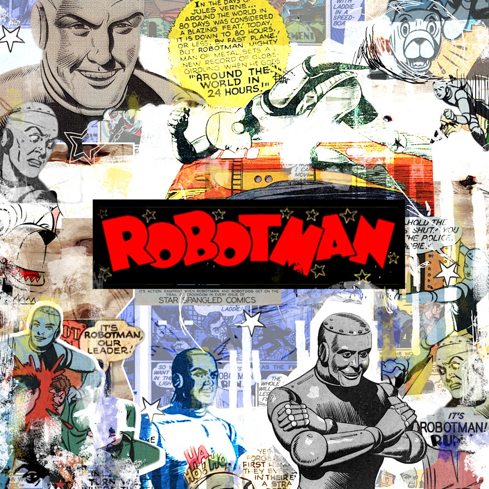 Robotman 16x20 fgy9kv