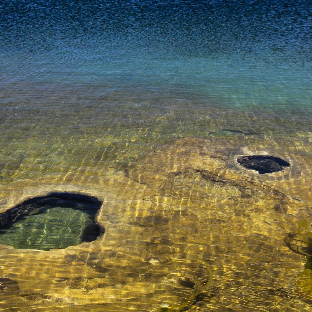 Yellowstone underwater shsbgk