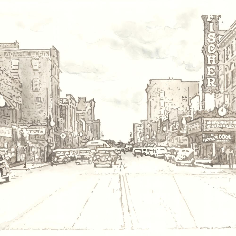 Downtown danville c4dxrr