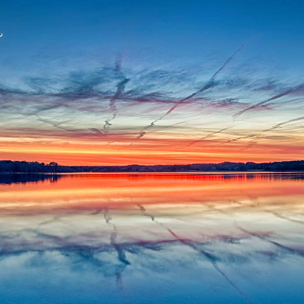 Sengekontacket winter reflections zptanm