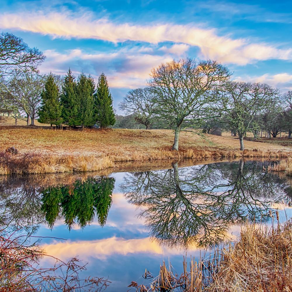 Turtle brook farm winter reflections 1 jgz5em
