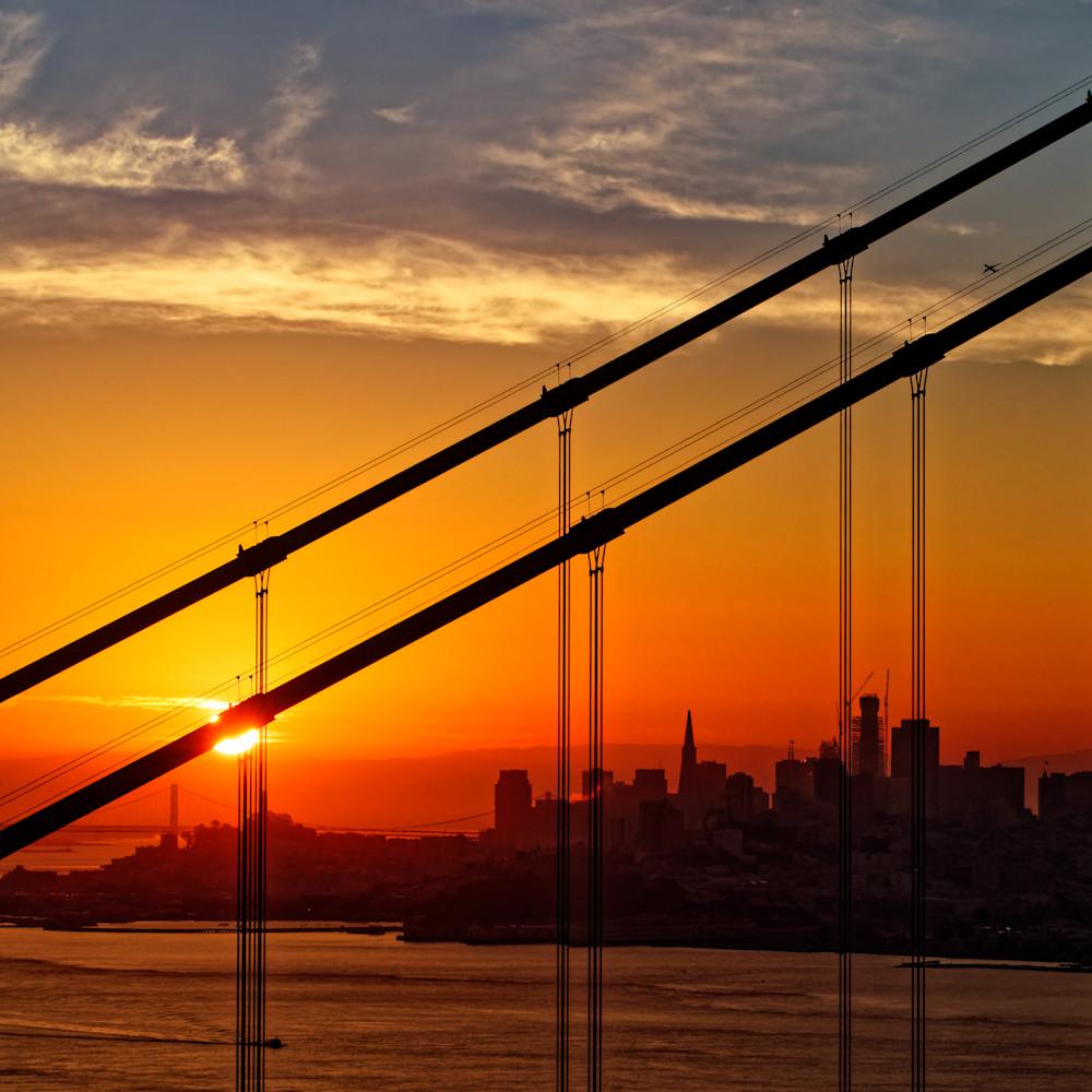 Goldengate sunrise zs4bzx