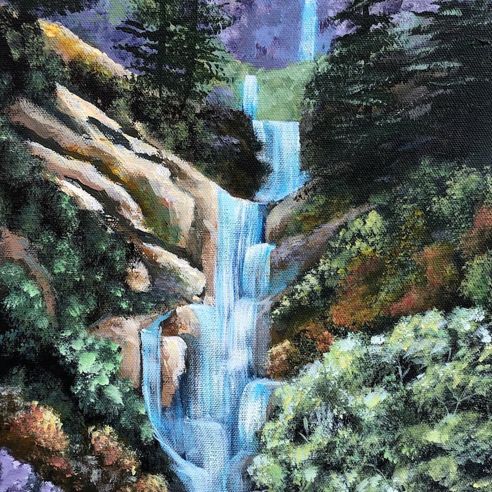 Cascade falls licfur