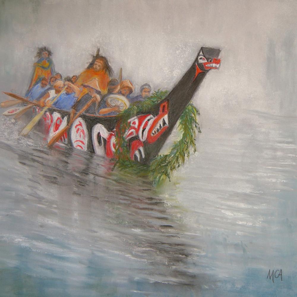 Canoe journey 11x14.3 xsg2yg