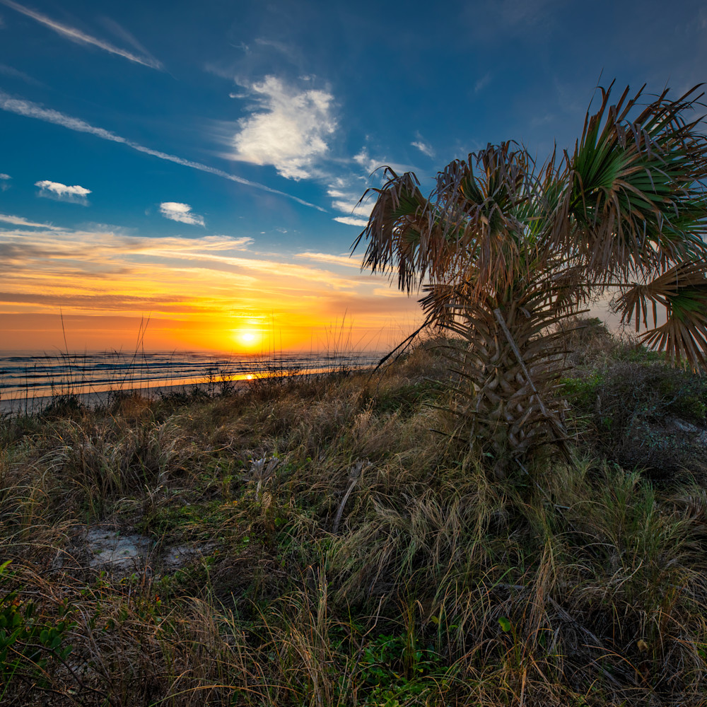 Andy crawford photography matanzas national monument sunrise n6wvla