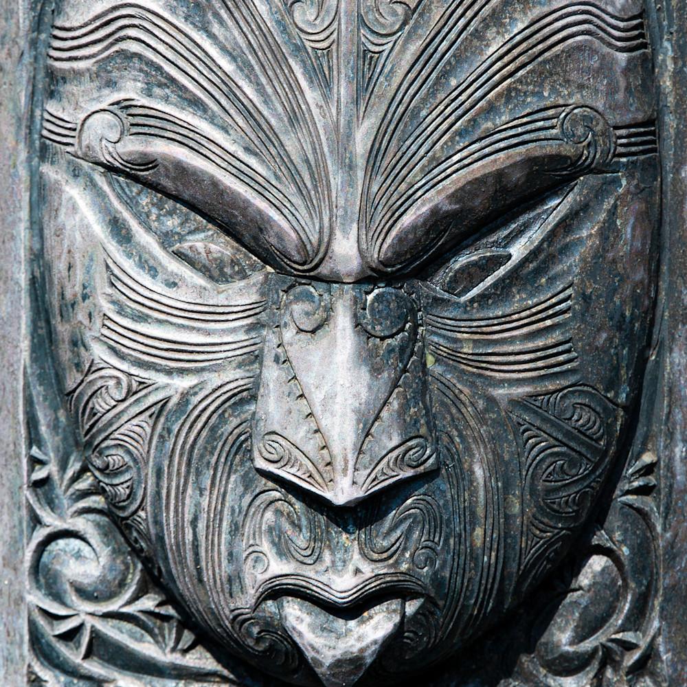 Maori totem 1 12x24 xrtcvs