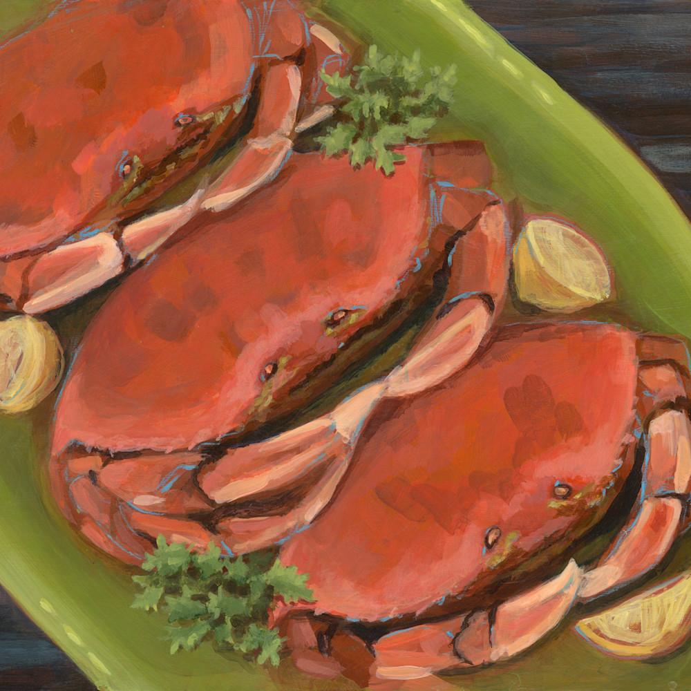 Crab dinner hitwtk