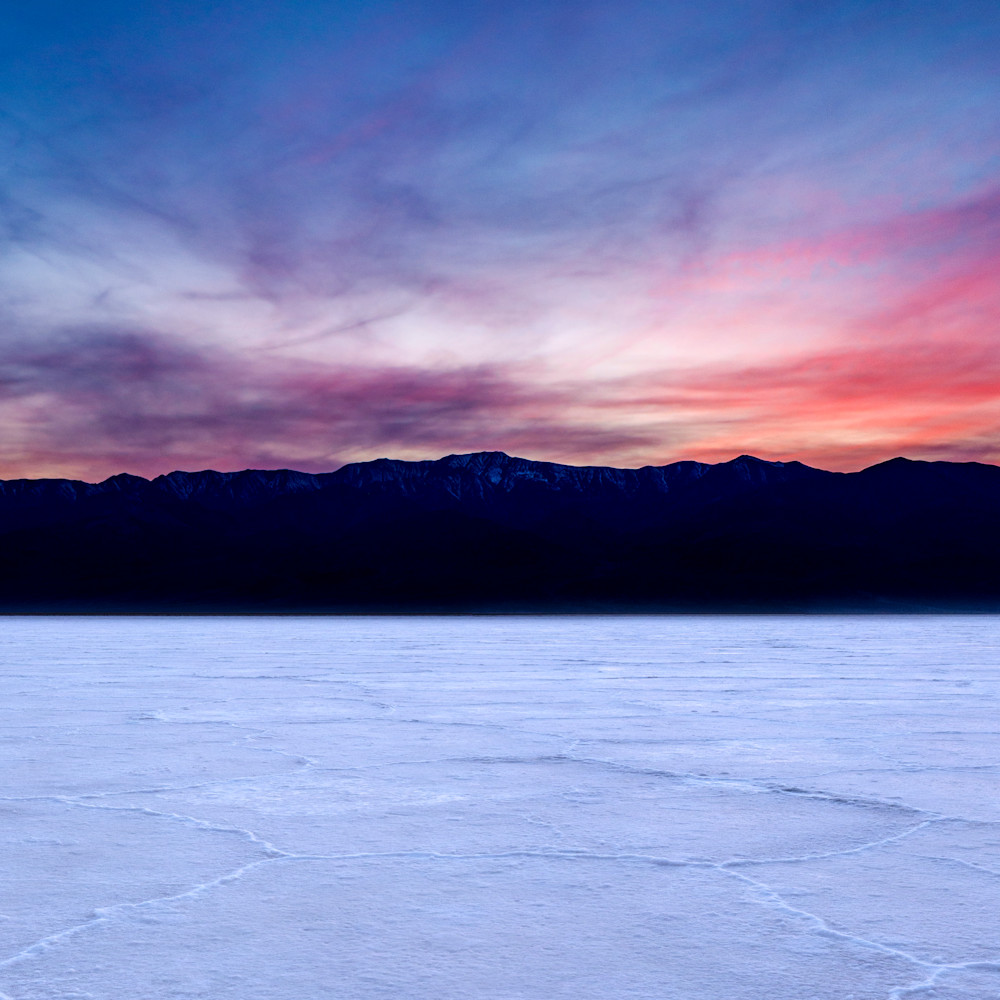 Badwater sunset panorma 3 1 iusgrh