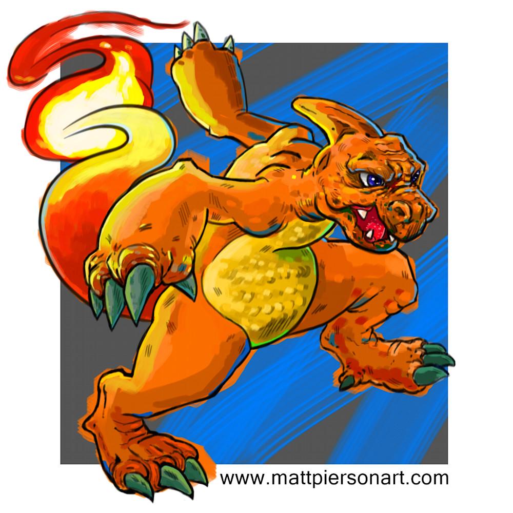 2 15 20 digital drawing 34 pokemon charmeleon 5 y5wdu6