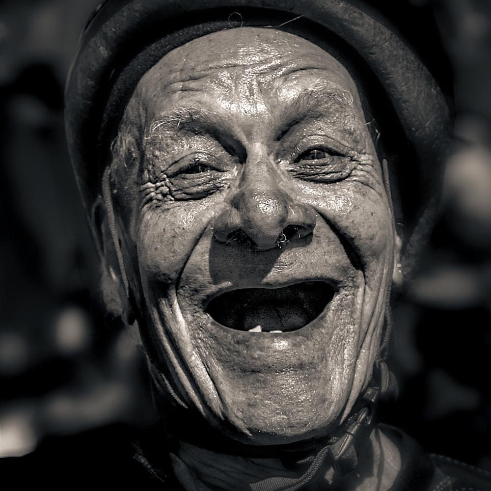 Laughing man at ciclavia 2018 okp8f0