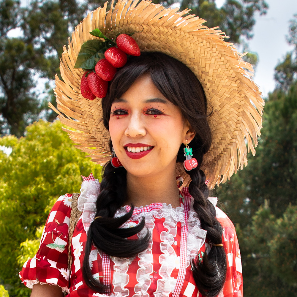 Strawberry queen ikfyyi