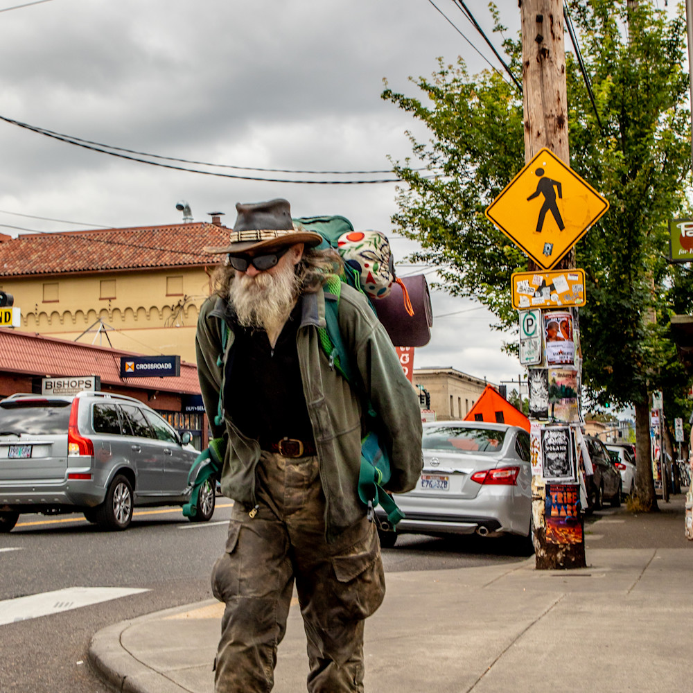 Crosswalk portland hoczge