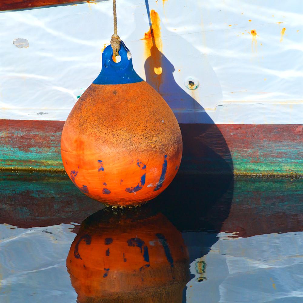 Boat bumper reflection newport oregon ocyvow