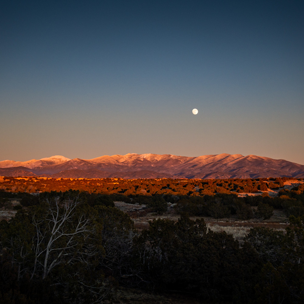 Moonrise above sangre de christo mountains  nqs1me