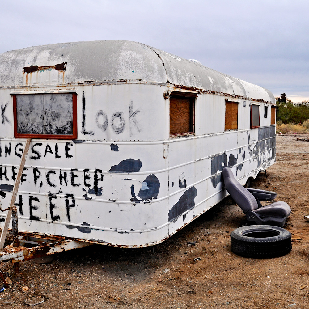 Cheep trailer salton city u3c0ml