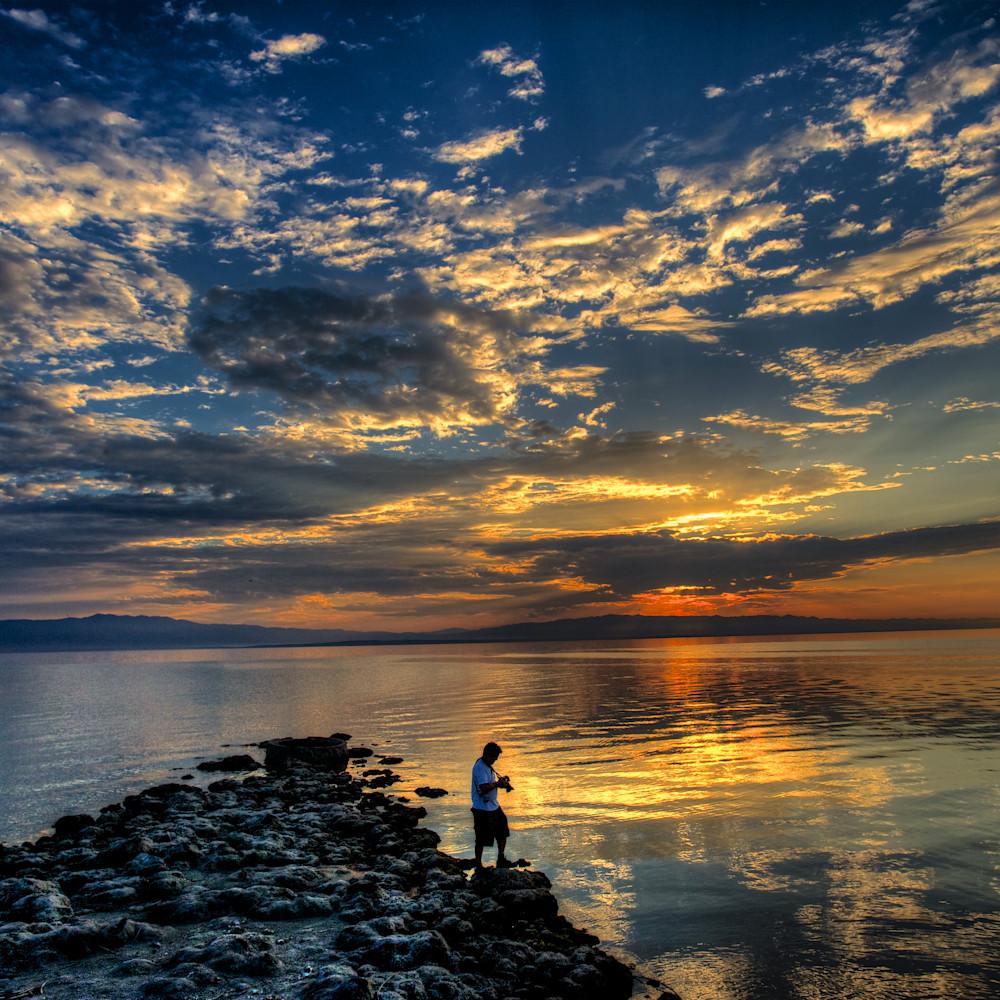 Salton sea sunrise whmrh0