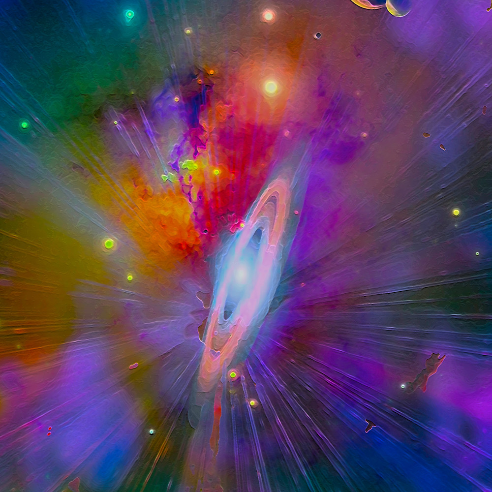 Galaxy in space. u83grj