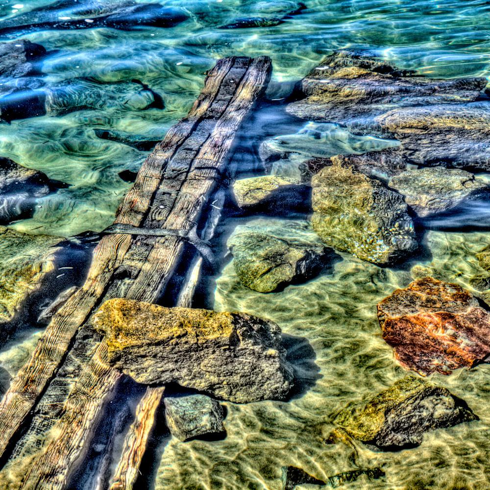 Underwater beam qbio0x