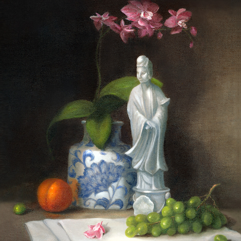 Orchid.statue ihsg39