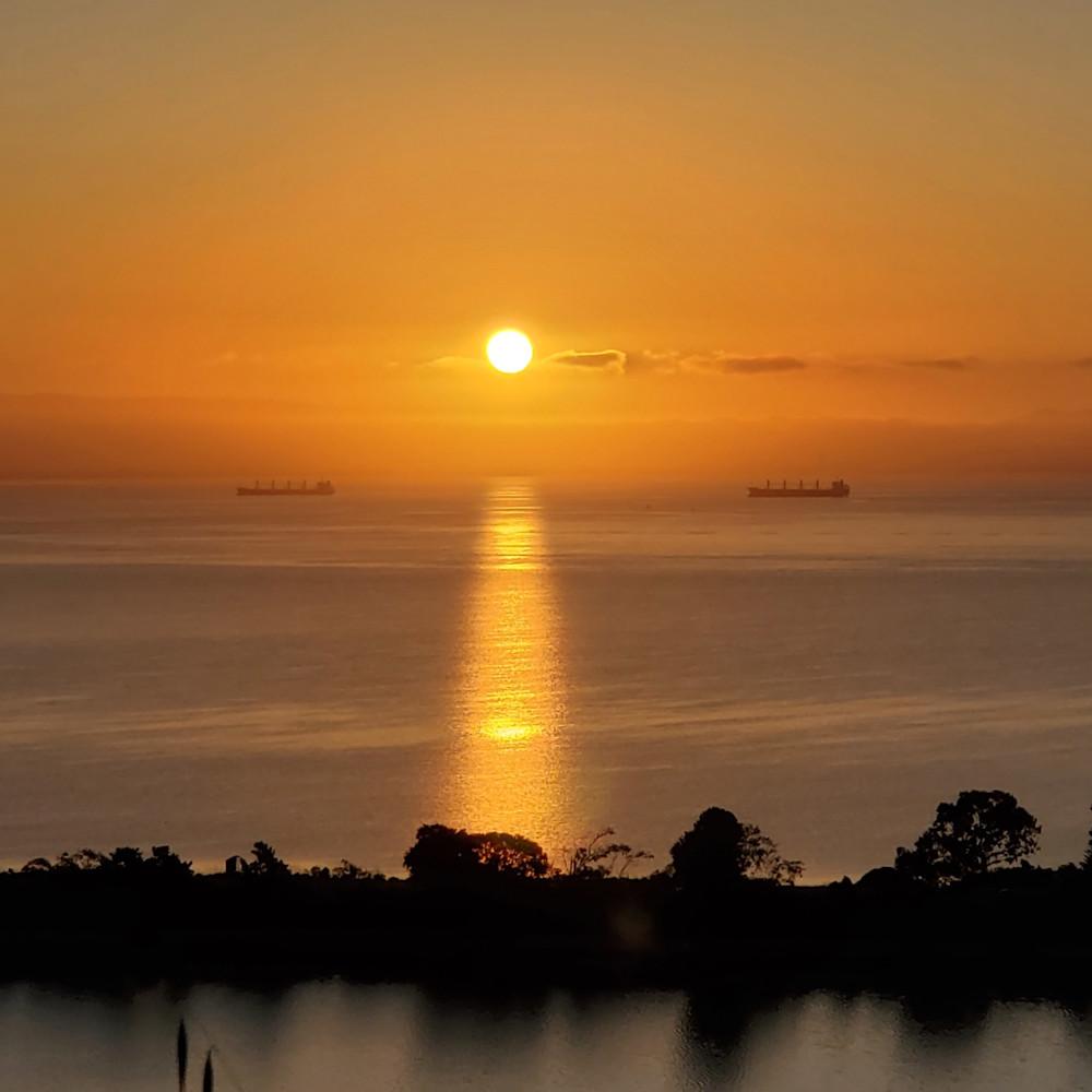 Sunrise over sf bay hiwej4