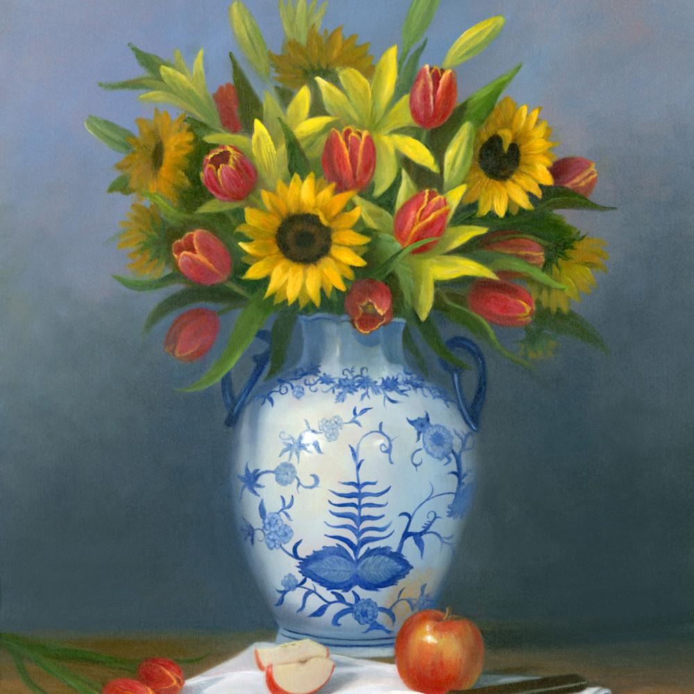 Sunflowers.lillies.tulips vn1t0c