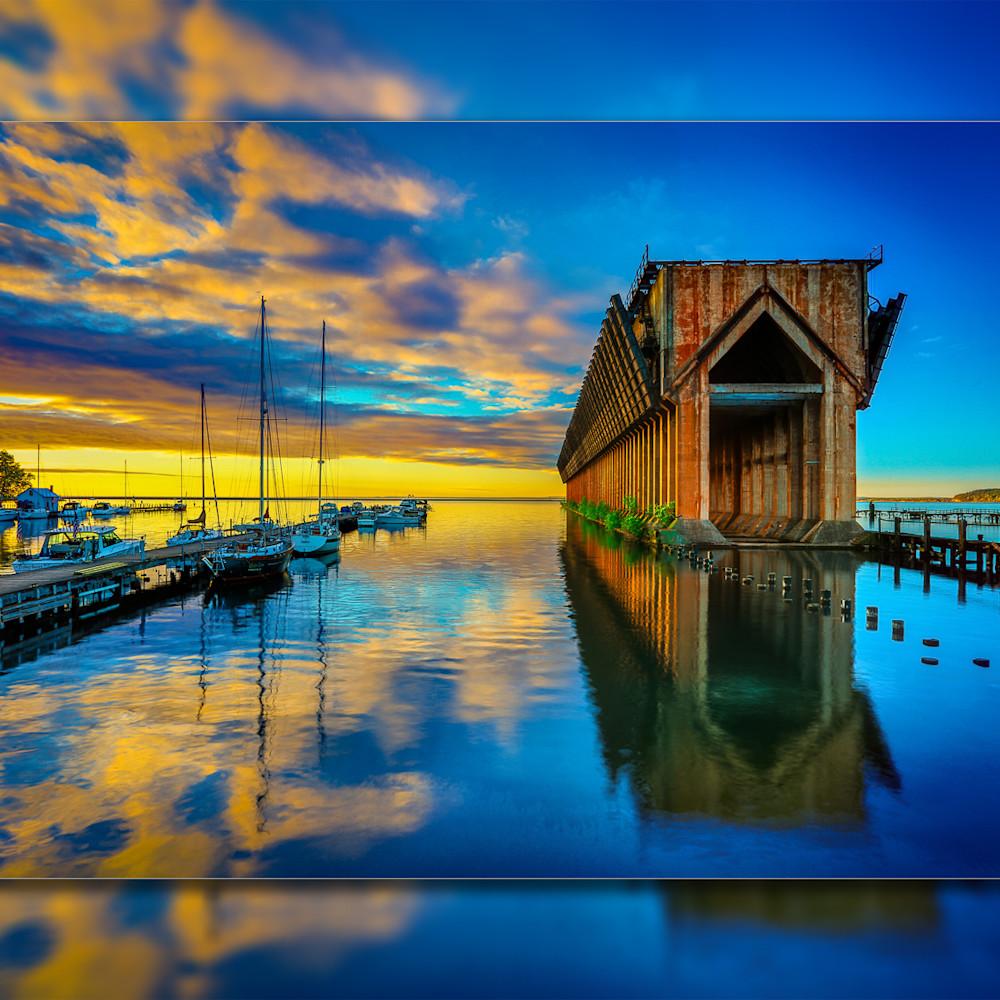 Marquette ore dock h 3d euf7pl