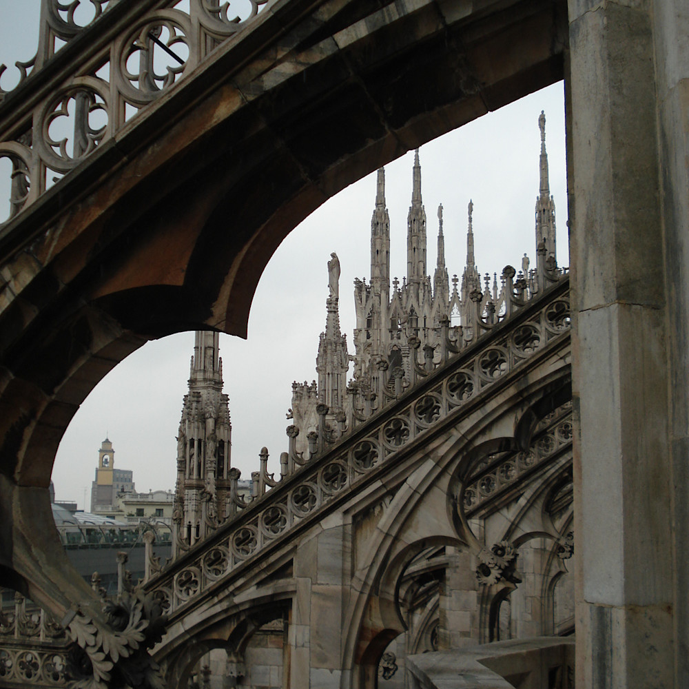 Milan beauty   the cathedral rooftop yomoa8