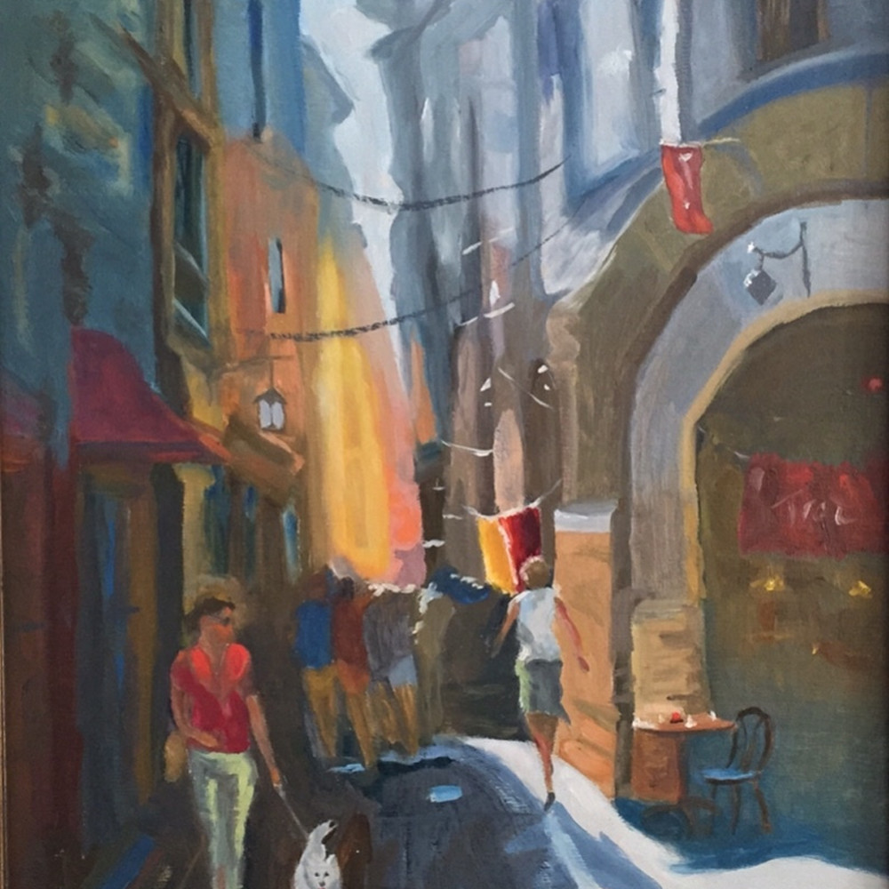 Streets of vernazza 2 szpe6e