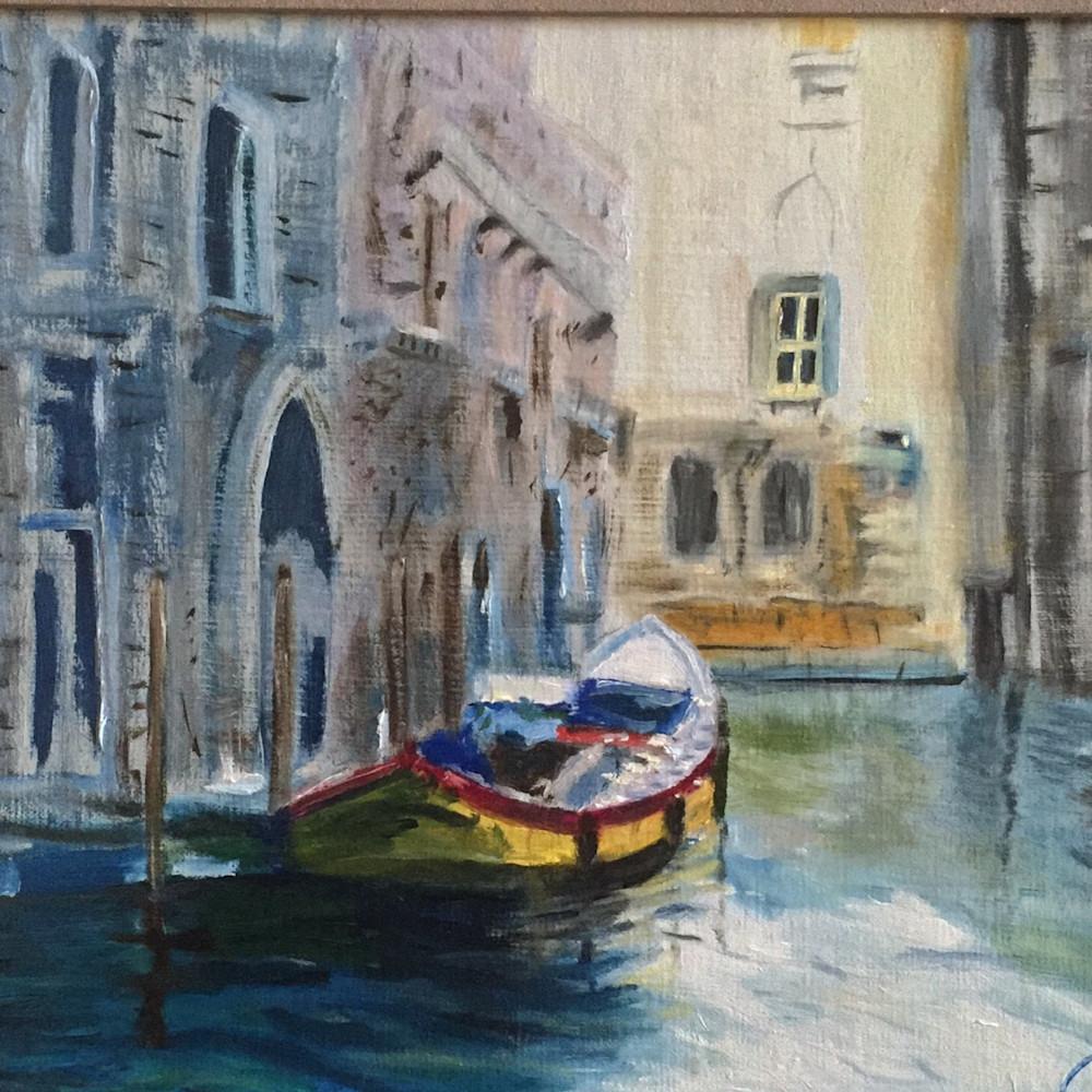 Venetian waterways jhbwbv