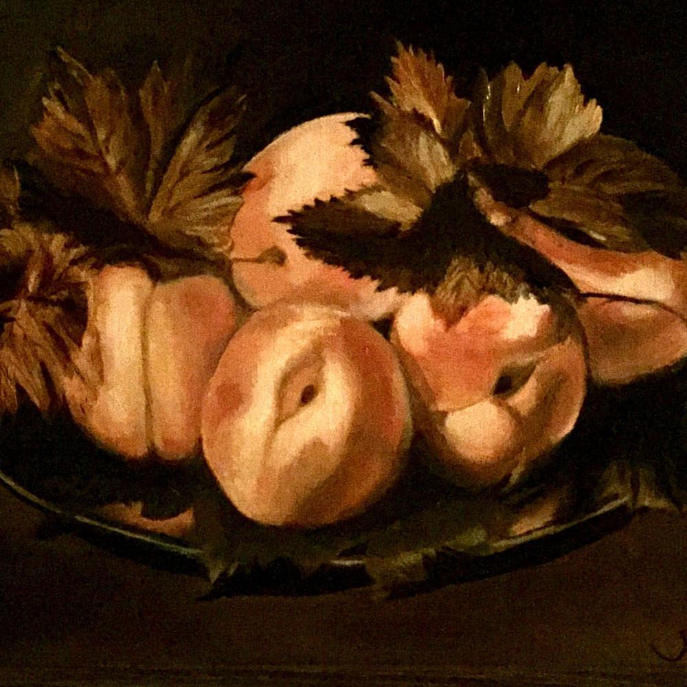 Caravaggios peaches lm8jri