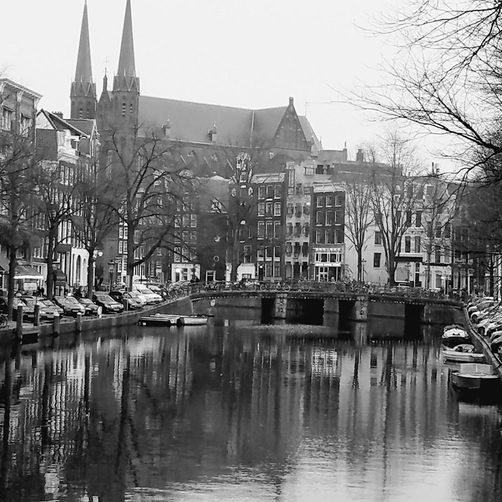 Amsterdam with the kritjberg church rpyz0g