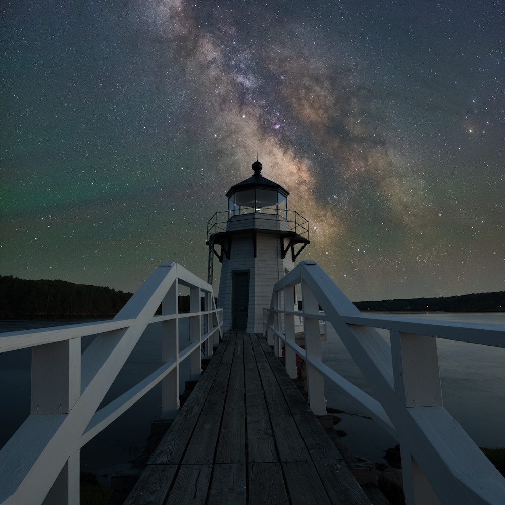 Milky way over doubling point ahqvbg