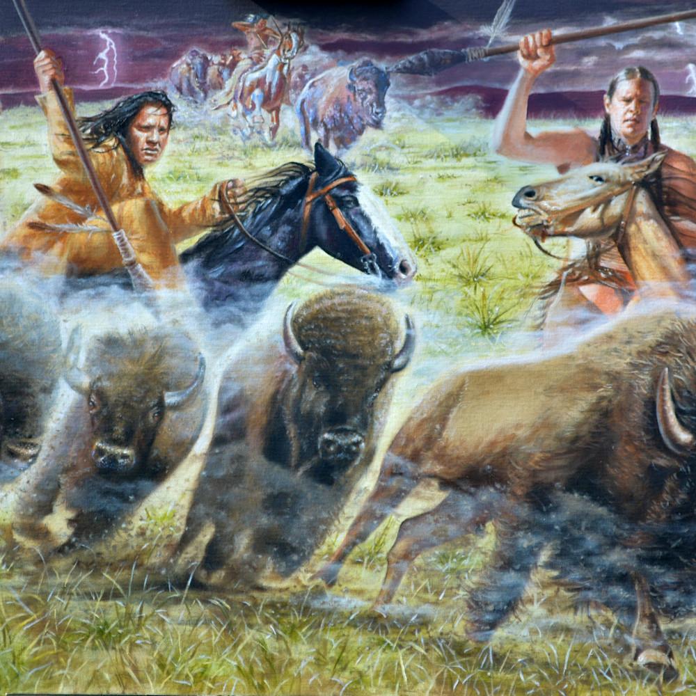 Buffalo hunt5 kzhoz3