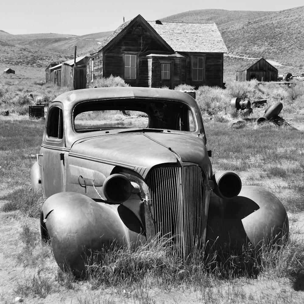 Old car b w twjfy2