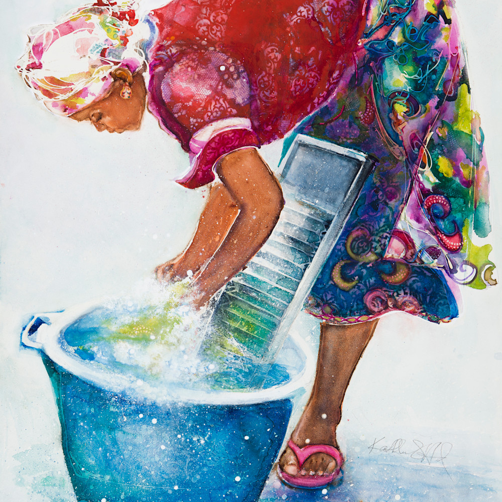 Wash day princess ii 50 mb m1reth