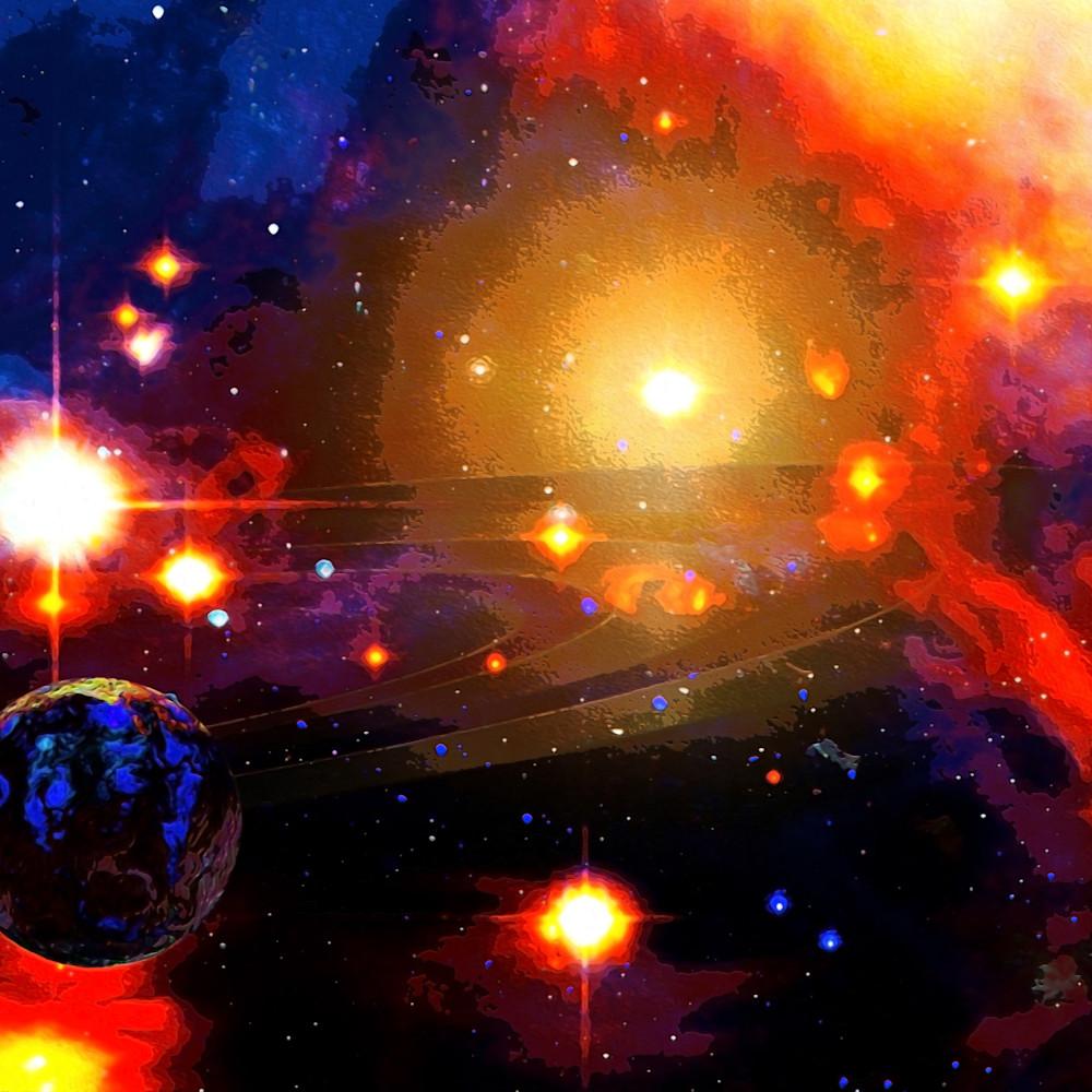 Galactic neighborhood joi1yh