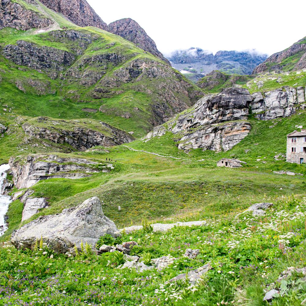 Stone house french alps rtfc5d