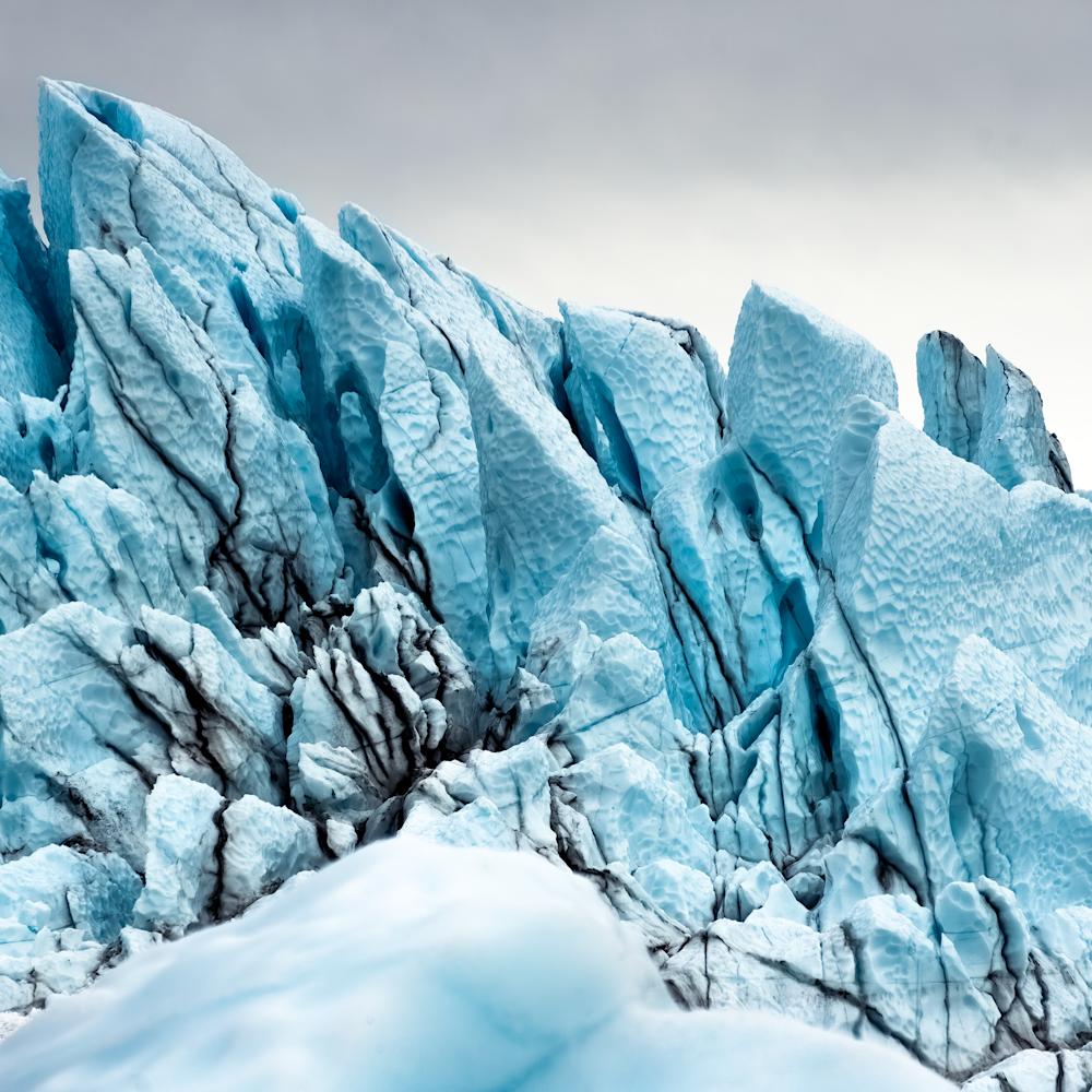 Glacier face matanuska bxe2ws