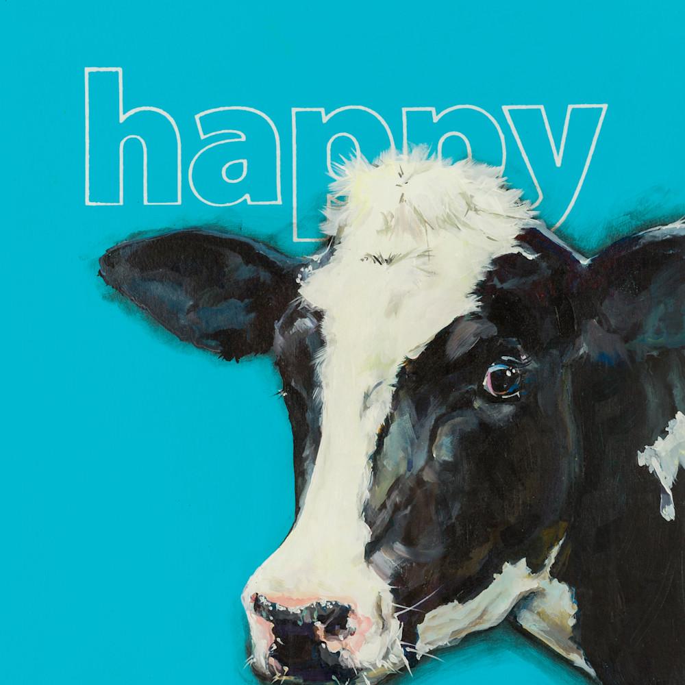 Happy cow h2puie