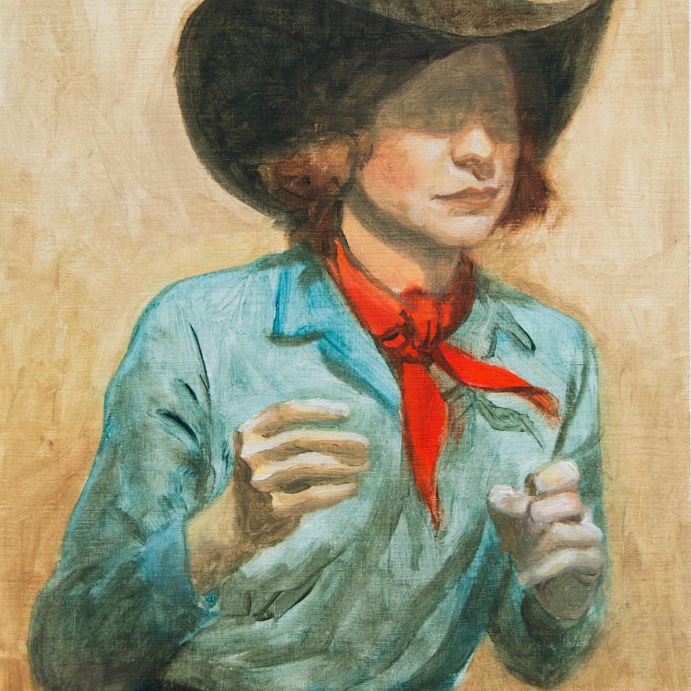 Cowboy study 1 kstpqw