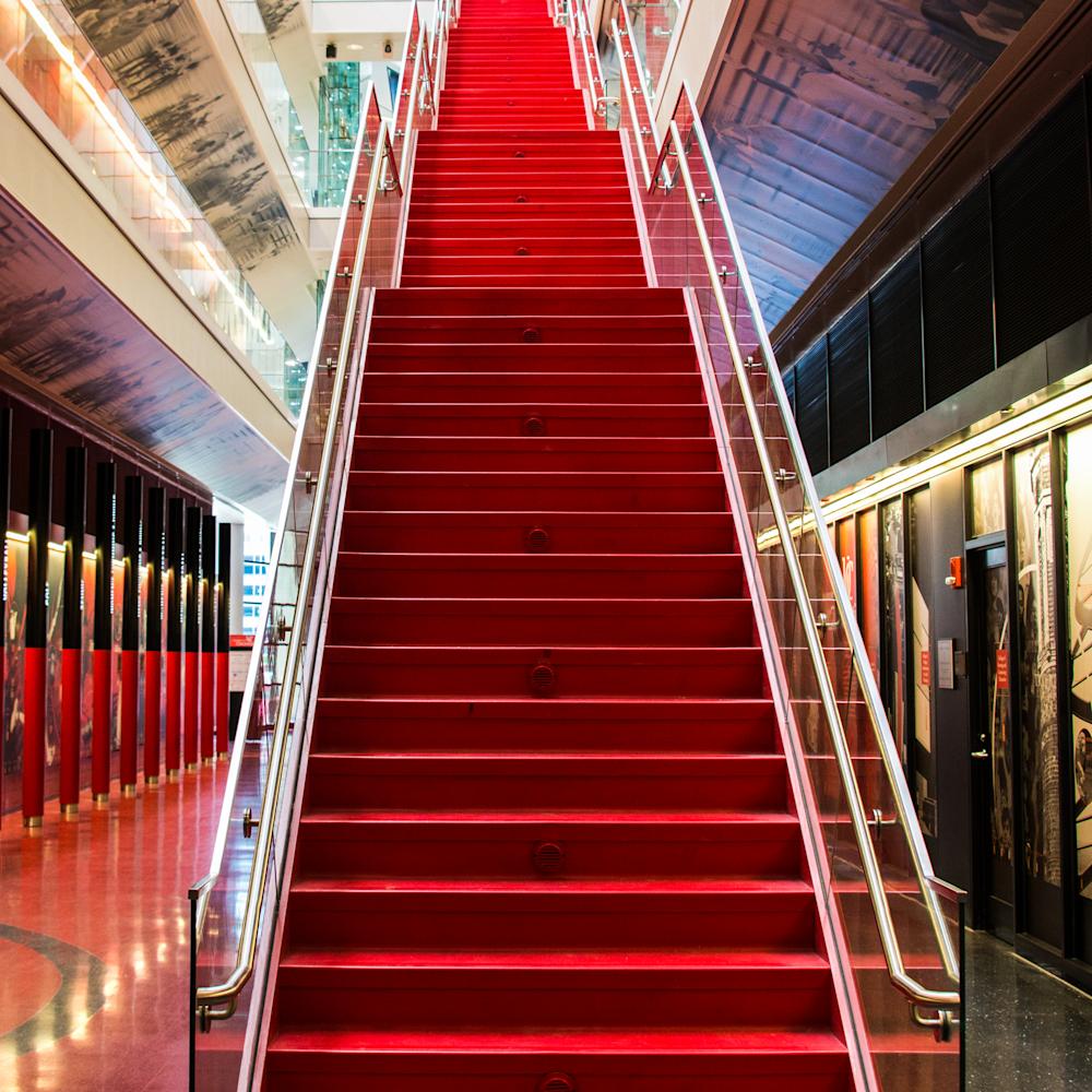 Uc arena reds staircase jixhrk