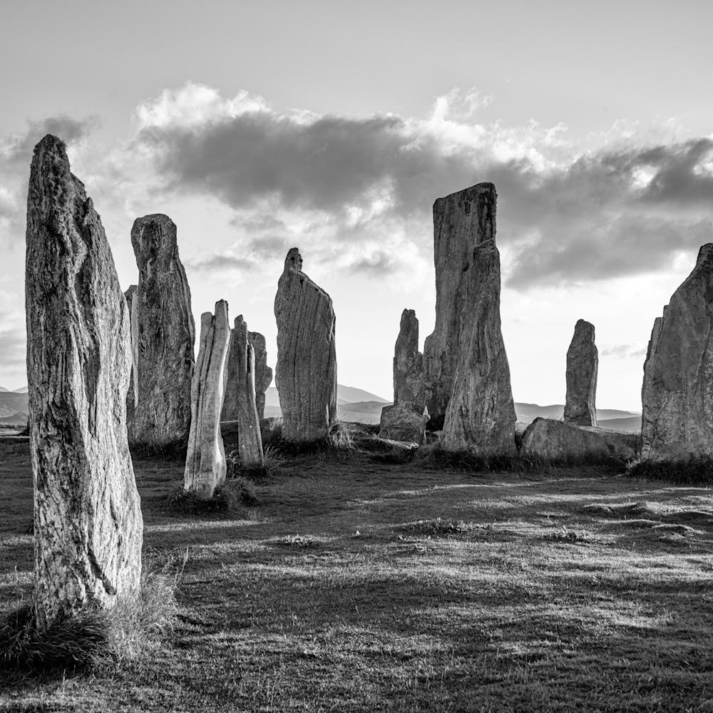 Stone circle isle of skye oa3jfr