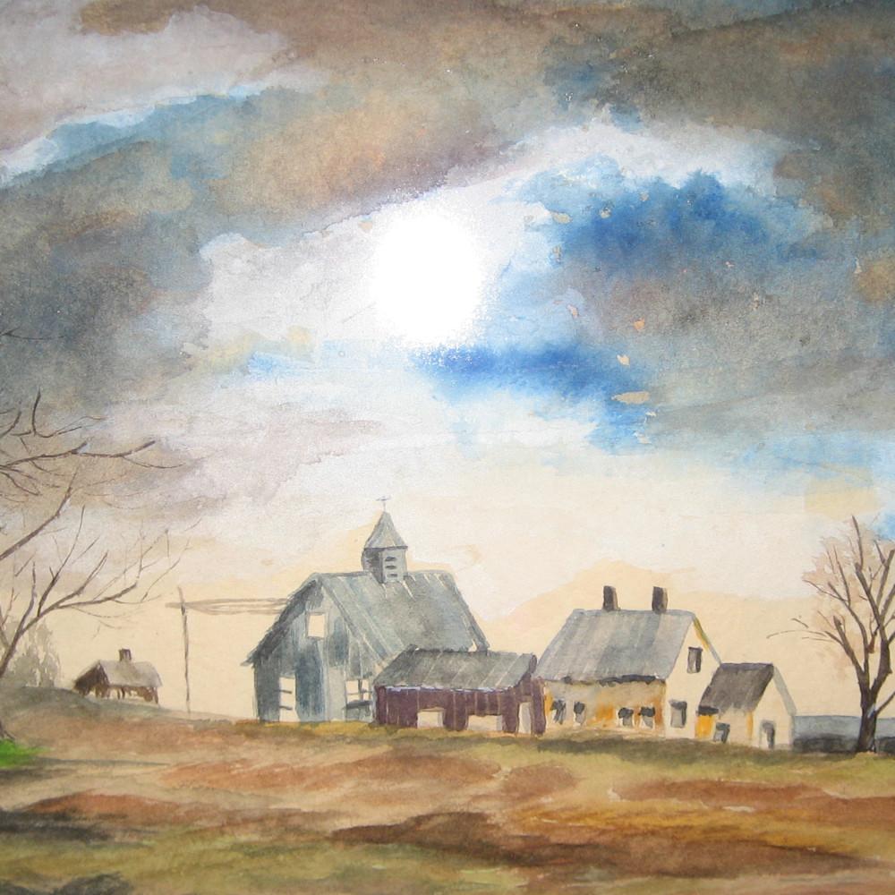 Vermont farm eeudln