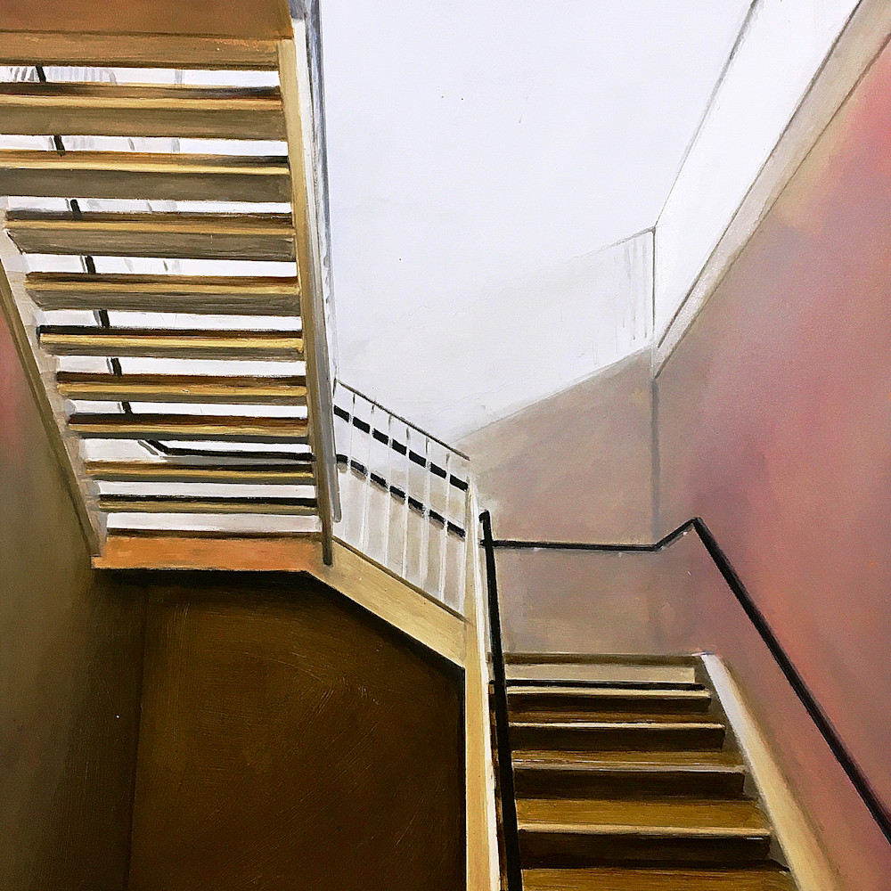 Stairson26thstreet big hehxis