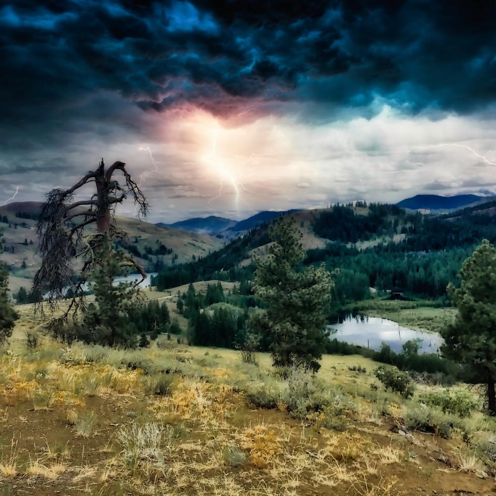 Mountain storm ftoe2a